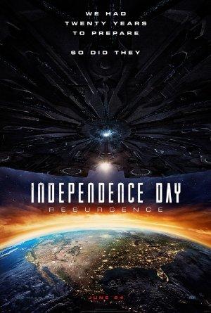 A függetlenség napja - Feltámadás