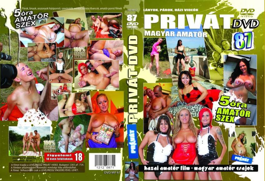 Privát DVD 87