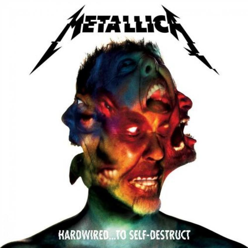 Metallica - Hardwired… To Self-Destruct - Deluxe Edition