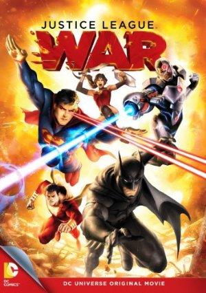 Az Igazság Ligája: Háború (2014)