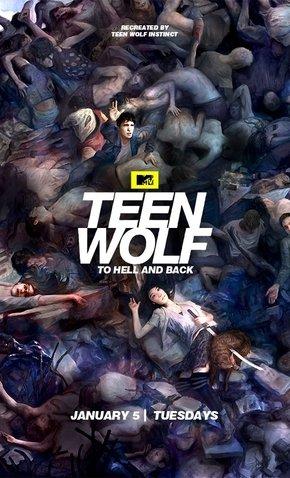 Teen Wolf - Farkasbőrben