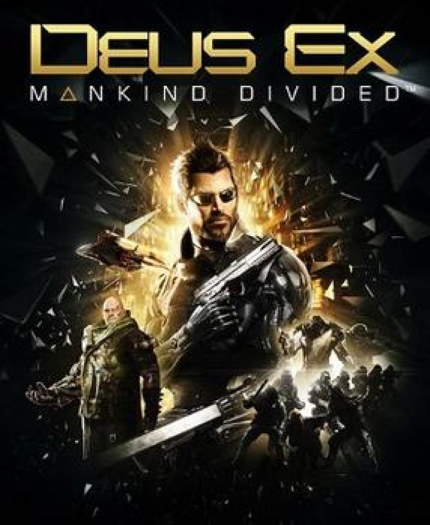Deus Ex Mankind Divided PC game ^^nosTEAM^^