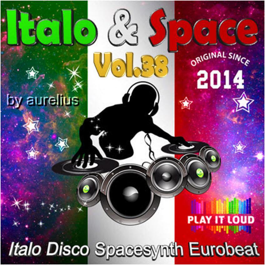 VA - Italo And Space Vol.38 [2017]