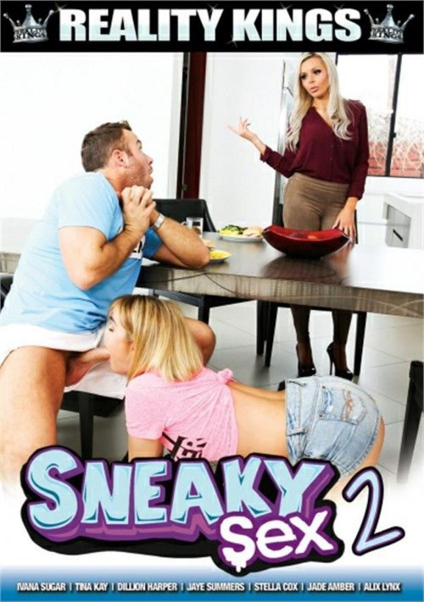 Sneaky Sex 2 (2017) WEB-DL SPLIT SCENES