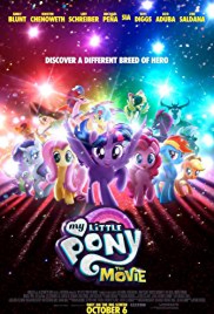 My Little Pony: A film