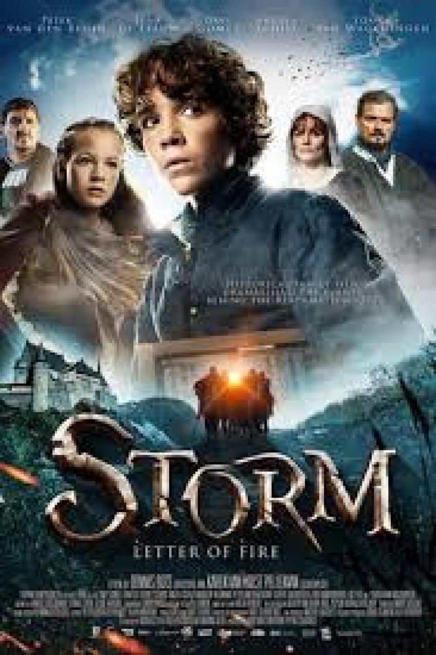 Storm: Lángoló betűk