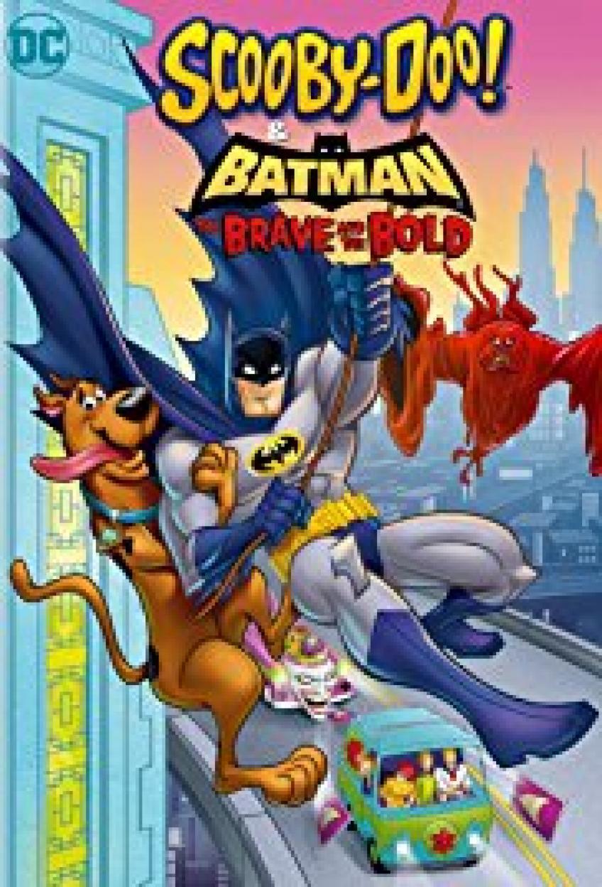 Scooby-Doo és Batman – A bátor és a vakmerő