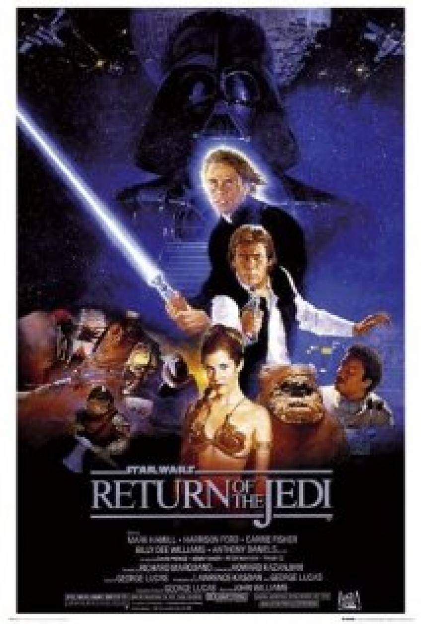 Star Wars VI. - Jedi visszatér: felújított változat