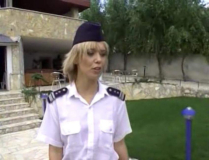 A zuglói rendőrnő