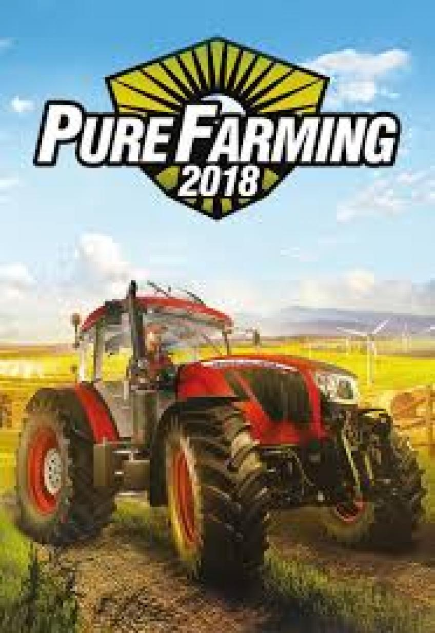 Pure.Farming.2018+ ALL UPDATE+DLC