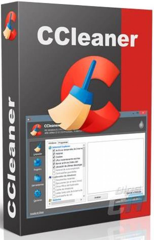 CCleaner V.5.43.6522 AIO HUN full