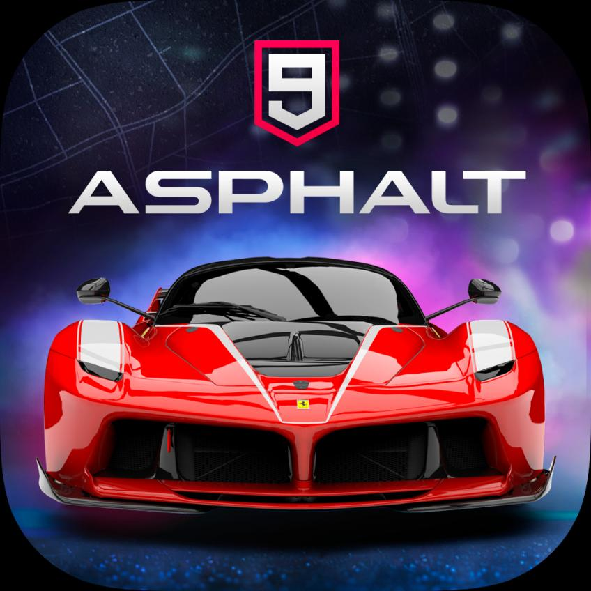 [Android] Asphalt 9 - Legends v1.0.1a
