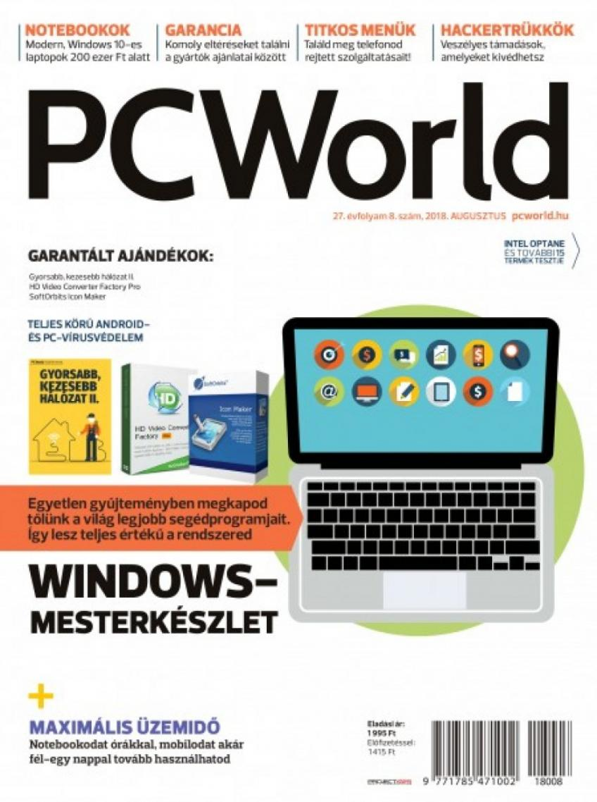 PC World 2018 - 08.