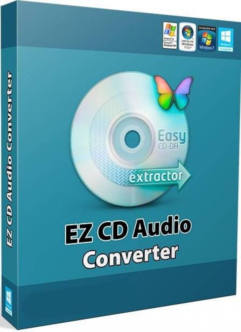 EZ CD Audio Converter v7.1.7.1 x86-x64 HUN