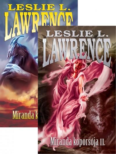 Leslie L. Lawrence - Miranda koporsója