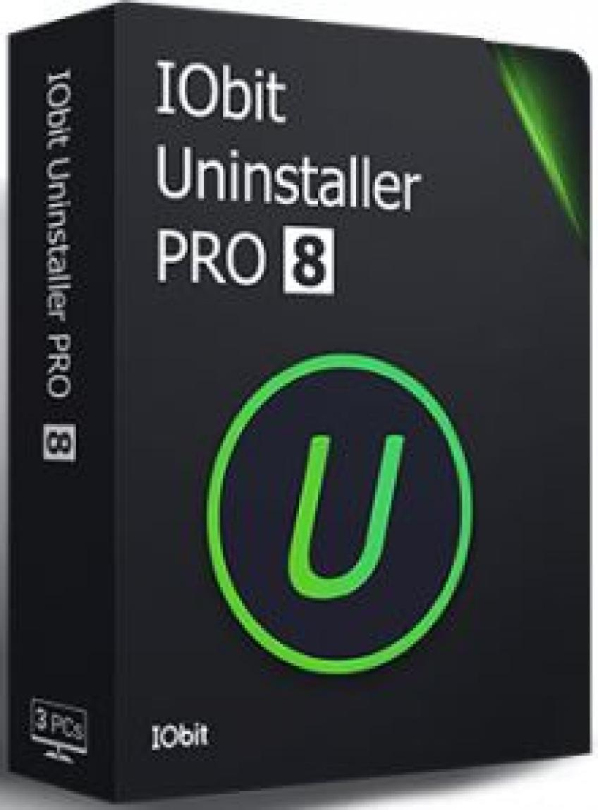 IObit Uninstaller 8 PRO (v8.0.2.19) Multilingual