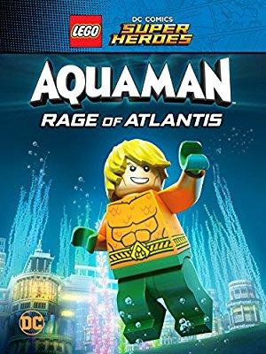 LEGO DC Szuperhősök: Aquamen - Atlantisz haragja