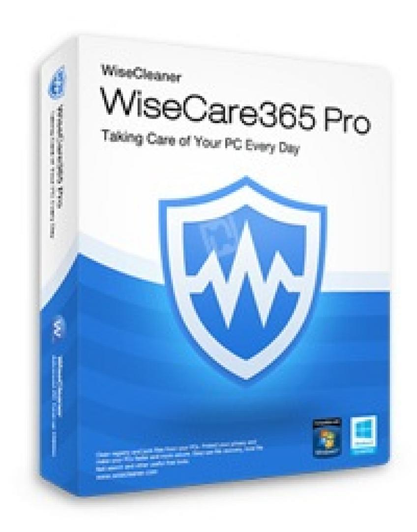 Wise Care 365 PRO V: 4.9.1.472 (x86 & x64)
