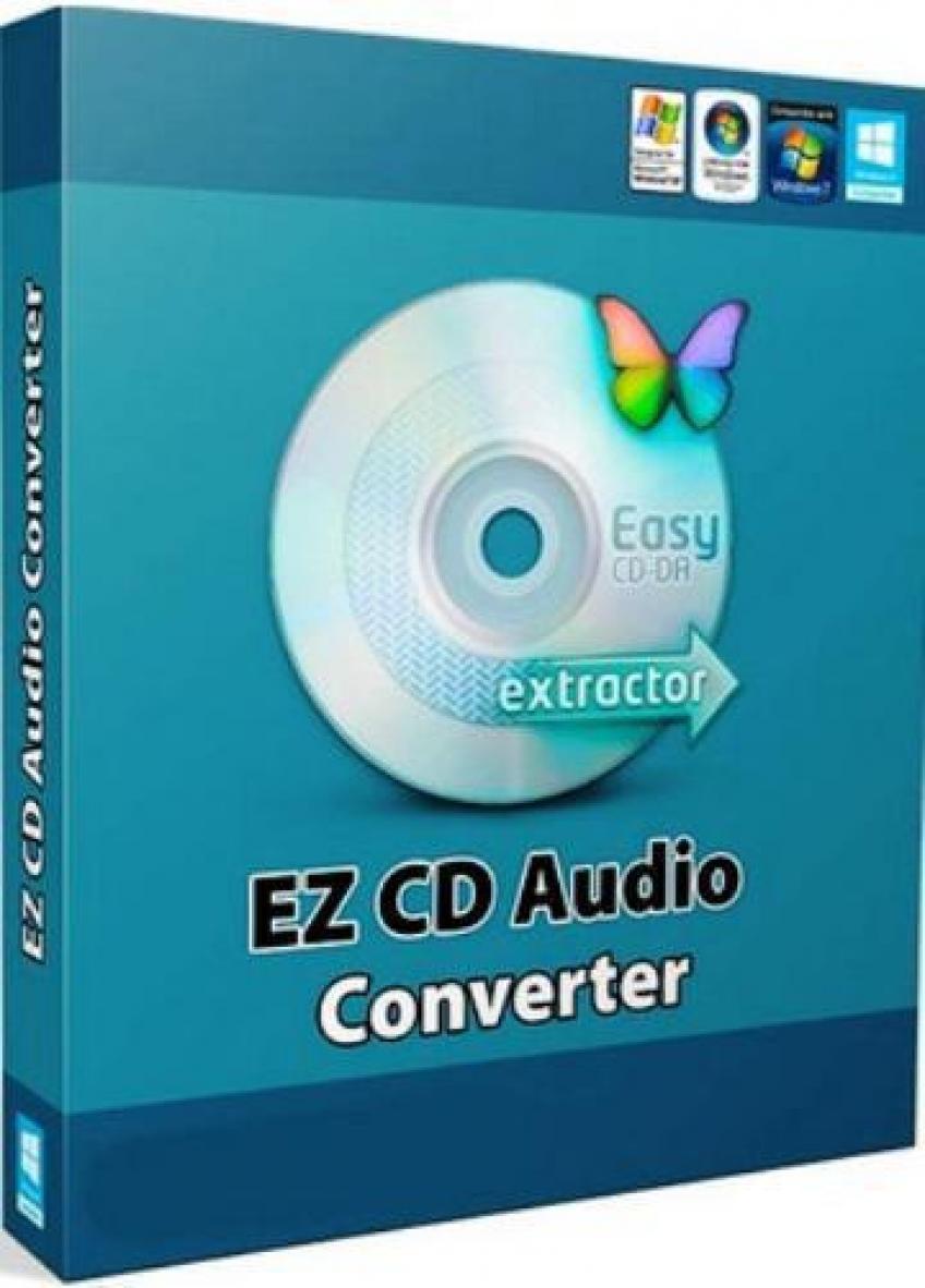 EZ CD Audio Converter V: 7.1.8.1 (x86 & x64)