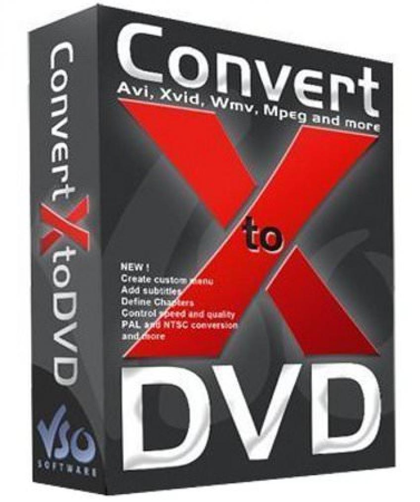 VSO ConvertXtoDVD Portable HUN V: 7.0.0.61 (x86 & x64)