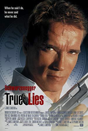 True Lies - Két tűz között