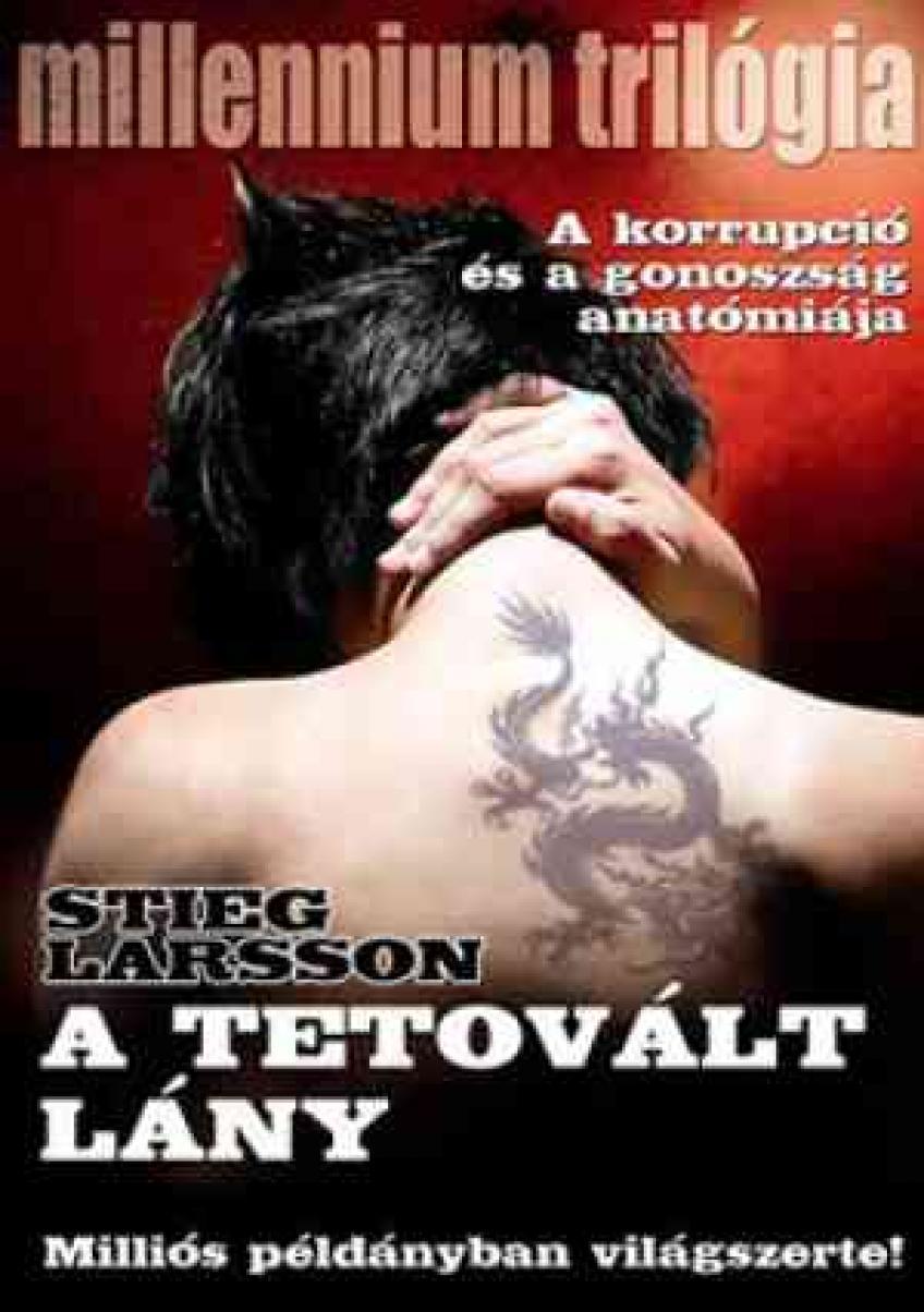 Stieg Larsson - A tetovált lány (Millennium 1.)