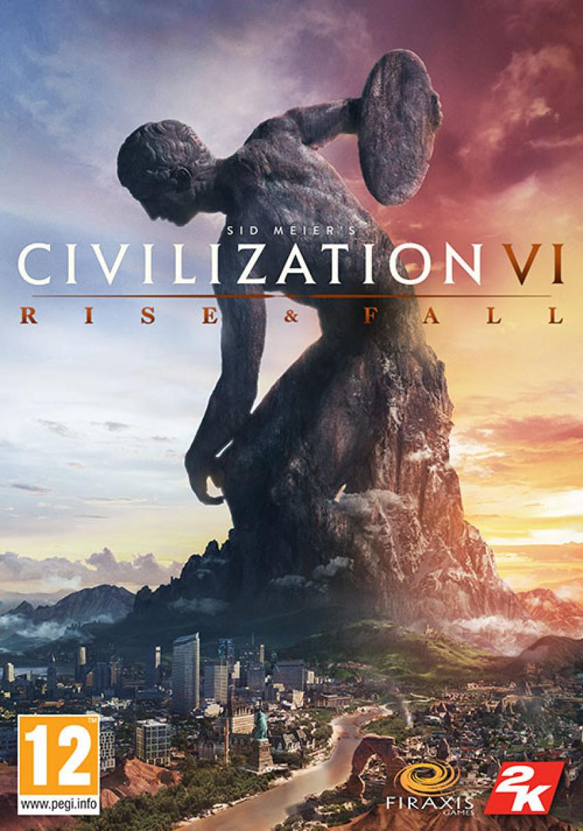 Civilization VI - Rise and Fall - Digital Deluxe v1.0.0.262 HUN