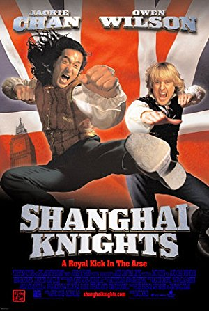 Jackie Chan: Londoni csapás