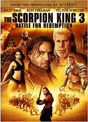 A Skorpiókirály 3. - Harc a megváltásért