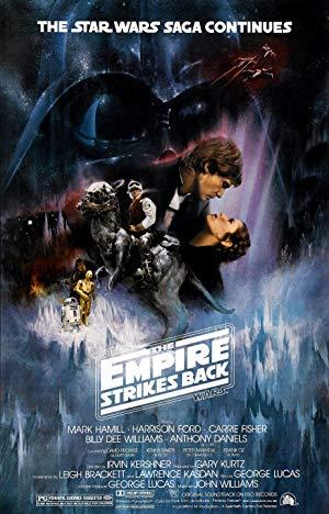 Star Wars V. rész - A Birodalom visszavág
