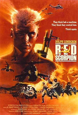 Vörös skorpió