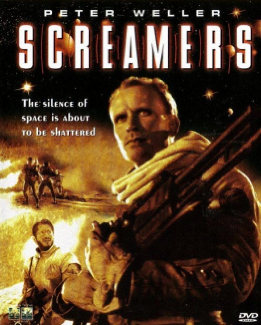 Screamers - Az elhagyott bolygó