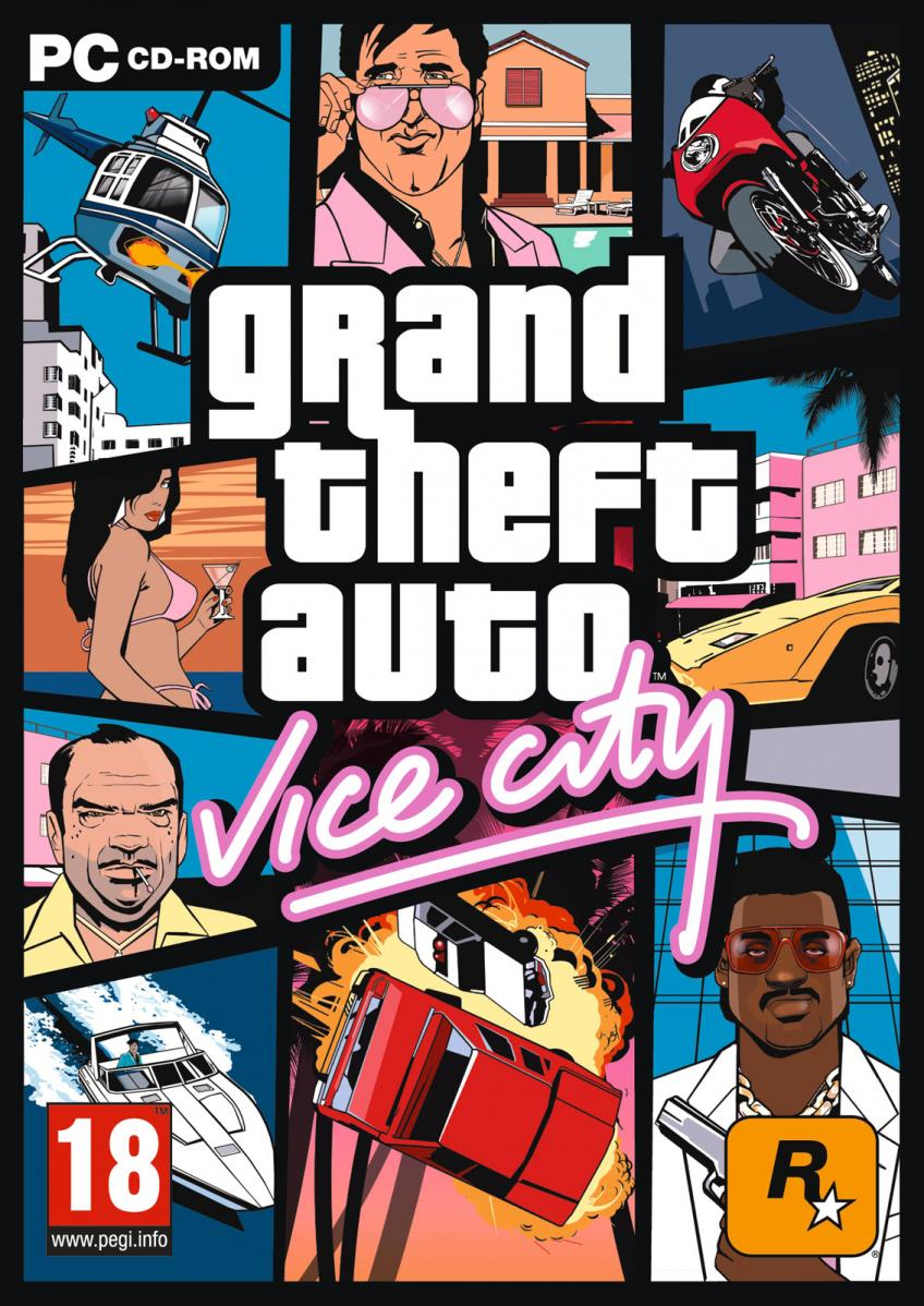 GTA Vice City Deluxe HD