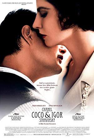 Coco Chanel és Igor Stravinsky - Egy titkos szerelem története