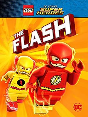 LEGO DC Szuperhősök: Flash, a villám