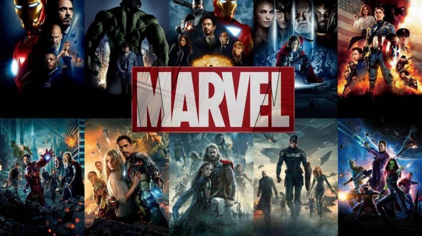 Marvel filmcsomag 1989-2015