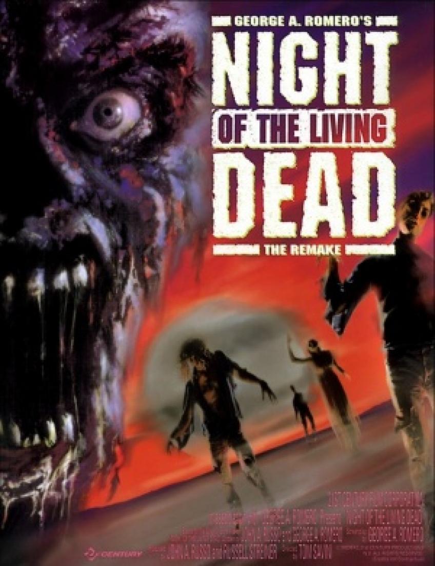 Az élőhalottak éjszakája