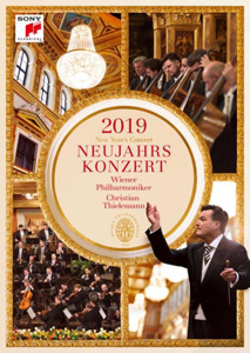 A Bécsi Filharmonikusok Újévi koncertje 2019 1080i