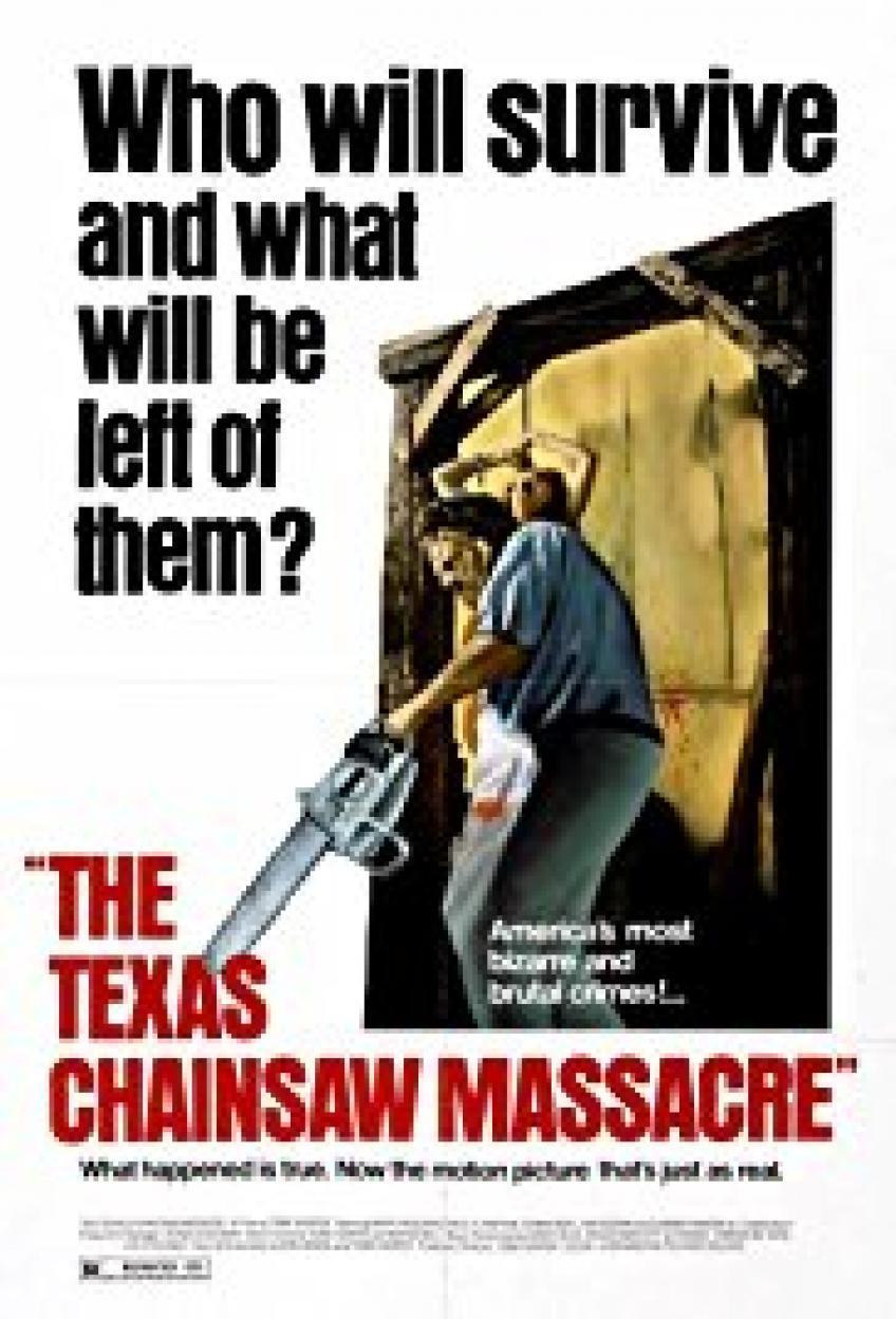 A texasi láncfűrészes mészárlás