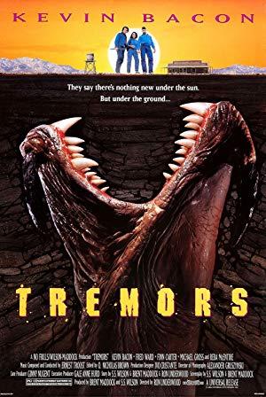 Tremors - Ahová lépek, szörny terem
