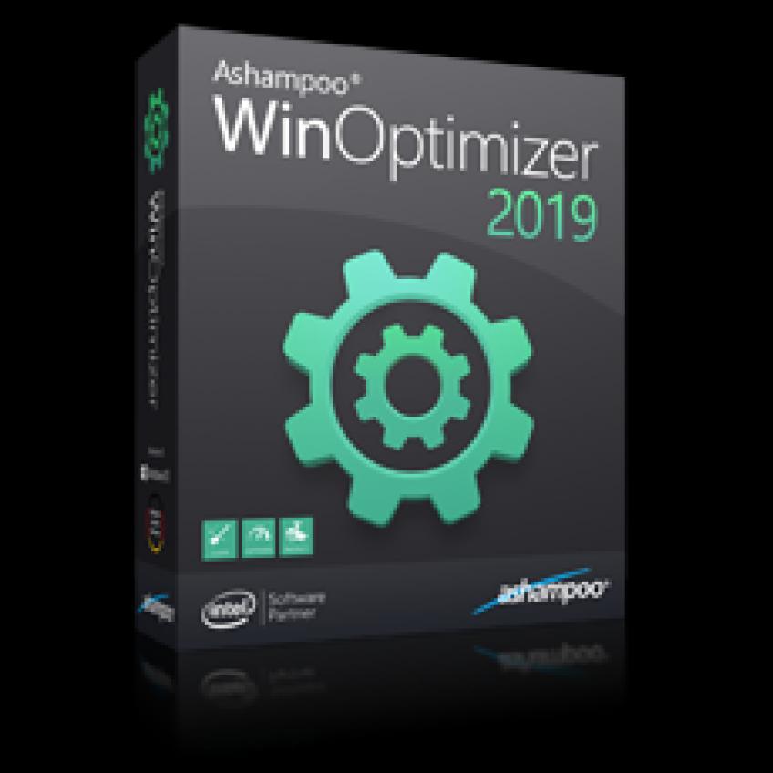 Ashampoo® WinOptimizer 2019 (v15.00.05) DC 14.01.2019 HUN