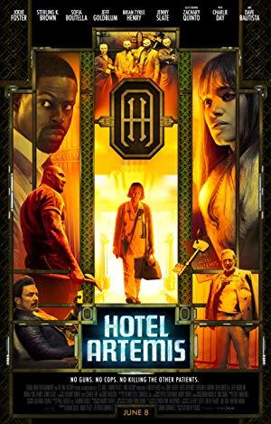 Hotel Artemis – A bűn szállodája