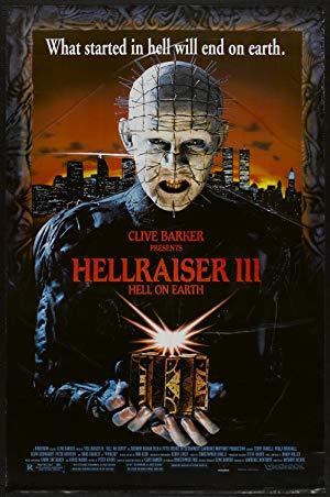 Hellraiser 3. - Pokol a Földön