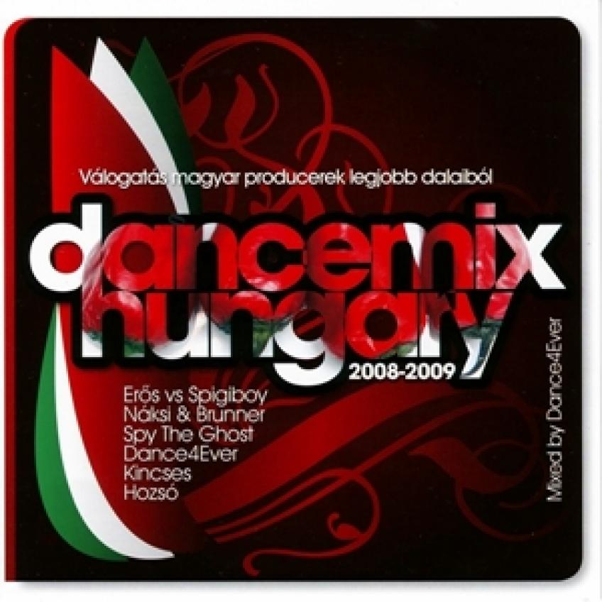 Dancemix Hungary 2008-2009