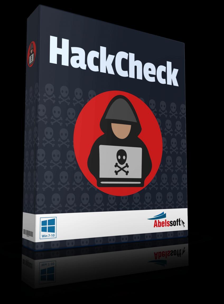 Abelssoft HackCheck 2018.1.22 Build 106 + Crack [CracksNow]