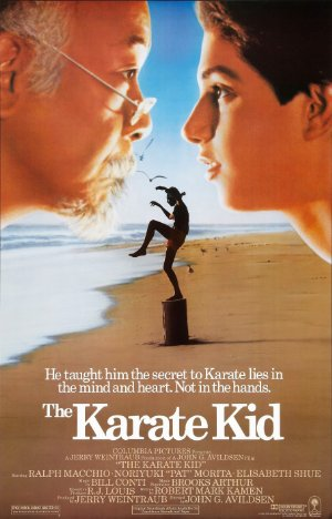 Karate kölyök 1, 2, 3, Az új karate kölyök, A karate kölyök (2010)
