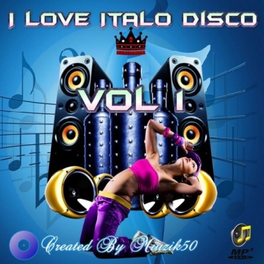VA - I Love Italo Disco Vol.1  [2019]