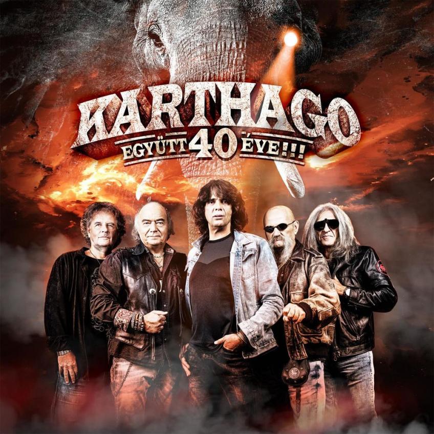 Karthago - Együtt 40 éve!!! (2019)