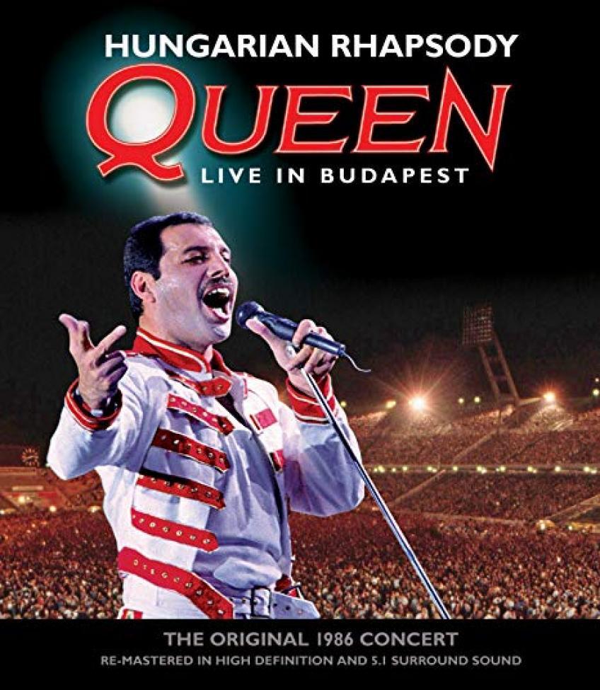 Varázslat - Queen Budapesten