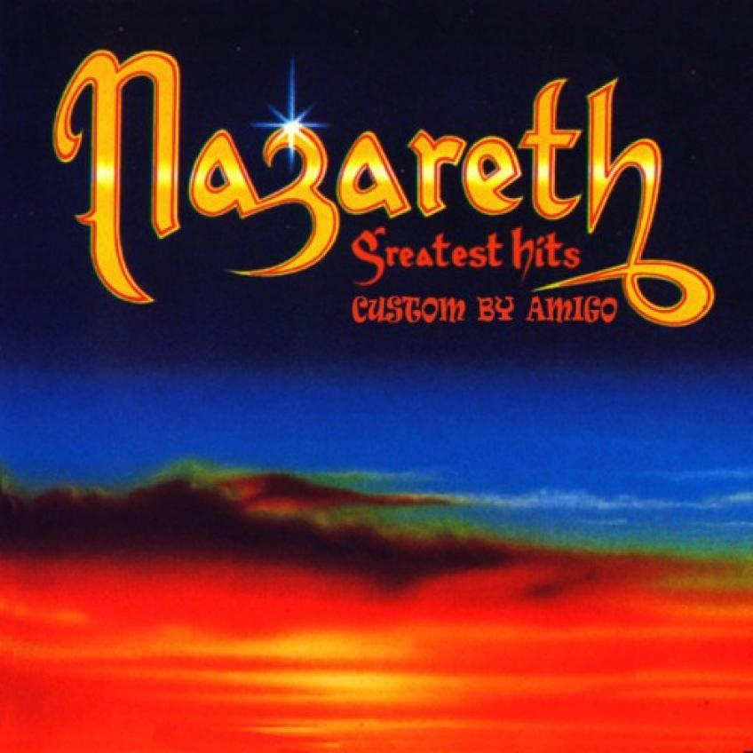 Nazareth-Greatest Hits-Custom by Amigo-FLAC